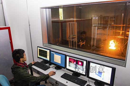众点拍摄全纪录-广州中国科技研究院